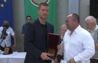 """СК """"Берое"""" спечели общо 7 медала от МТ по борба за кадети """"Динко Петров"""""""