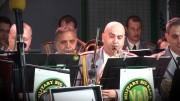 Военен биг бенд Стара Загора с диригент кап. Цветомир Василев