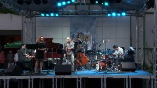 Джери Бергонци и Пламен Карадонев бенд