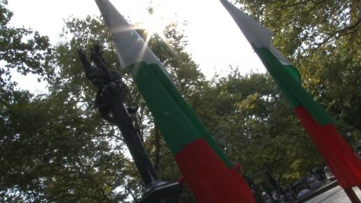 Стара Загора отбеляза Деня на Независимостта на България