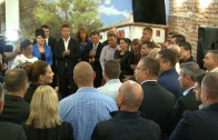 """Коалиция """"Народен съюз"""" откри предизборната си кампания в Стара Загора"""