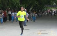Състезание по колоездене и мини маратон