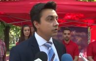 Евродепутатът Момчил Неков стартира мобилна приемна от Стара Загора