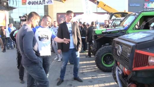 "Национален офроуд шампионат ""Загора трофи 2015"""