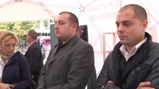 Опитаха да запалят предизборна шатра в центъра на Стара Загора