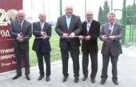 Нови спортни площадки в Тракийски университет
