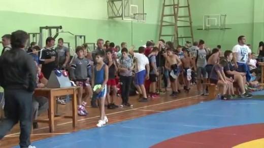 Балканска купа по свободна борба за кадети
