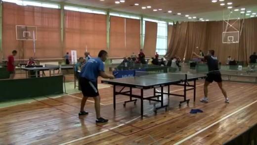 Турнир по тенис на маса за 5-ти октомври