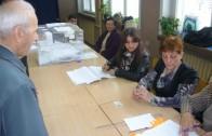 Данни за избирателната активност в Старозагорска област към 17 ч.