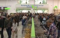 """Откриха най-новия хипармаркет """"Практикер"""" в Стара Загора"""