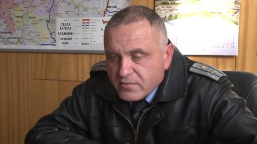 187 бежанци хванати в Старозагорска област през 2015 г.