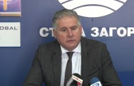 Димитър Танев с отчет за дейността