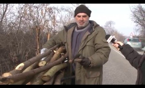 Дърва за огрев….безплатно