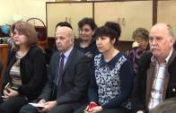 """Урок по родолюбие в СОУ""""Васил Левски"""""""