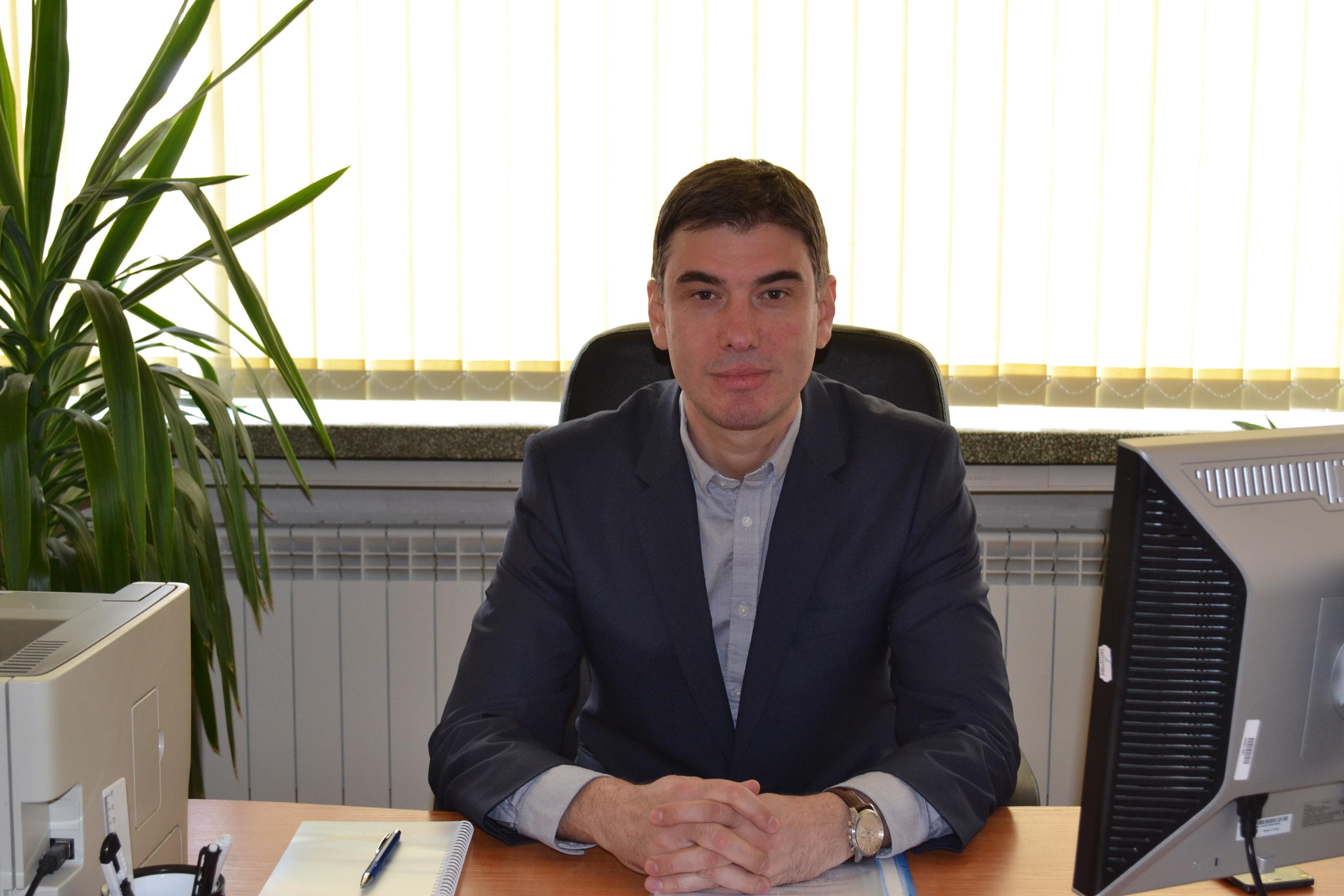 Михаил Михайлов е новият зам. кмет на община Казанлък
