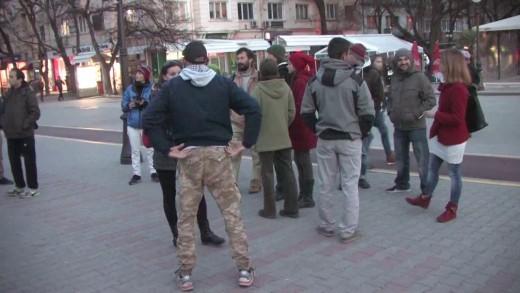 И в Стара Загора протест срещу забраната за къмпингуване