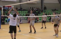 "Волейболистите на  ""Верея волей"" започнаха плейофите с победа"