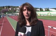 """Лекоатлетически уикенд  """"Тракия"""" се проведе на стадион """"Берое"""""""