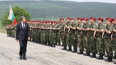 Областният управител присъства на тактическото учение Ответен удар 16