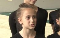 """Спортен клуб  """"Импала"""" бе домакин на международен турнир по художествена гимнастика"""