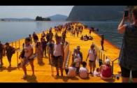 29.06.2016г. Сутрин с нас 2 част. Плаващите кейове на Кристо от първо лице