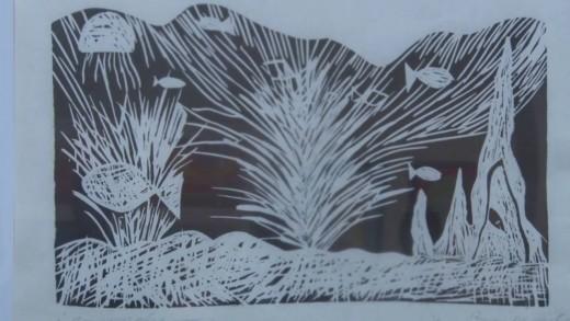 Годишна художествена изложба на школите към ЦНКИ