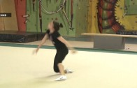 """Гимнастичките на """"Импала"""" с много добро представяне на световно първенство в Чехия"""
