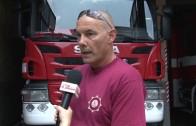 Над 150 човека гасиха пожара над Стара Загора