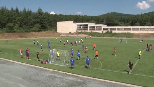 Турнир по футбол организира  ОДМВР – Стара Загора