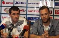 """""""Берое"""" се наложи над """"Радник"""" в първи квалификационен кръг на Лига Европа"""