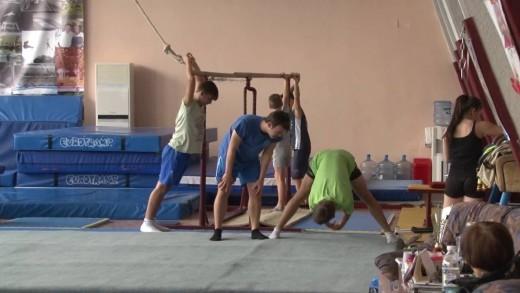 Предстоящ турнир по скокове на батут