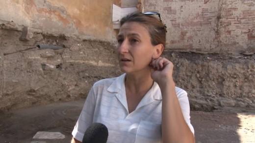 Разкриха поредна антична мозайка в центъра на Стара Загора