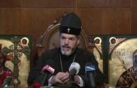 Новият митрополит Антоний пред старозагорски медии