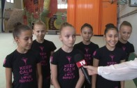 Стара Загора е домакин на Държавно първенство по Естетическа Групова Гимнастика