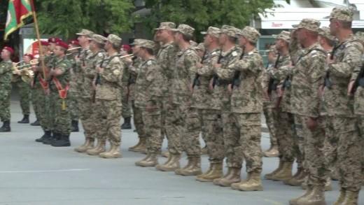 Изпратиха 32-ия контингент за участие в мисия в Афганистан