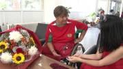 Иванка Колева зае шесто място на тласкане на гюле  на Параолимпийските игри в Рио