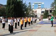 Стара Загора отбеляза Европейската седмица на спорта с демонстрации и лекоатлетически крос