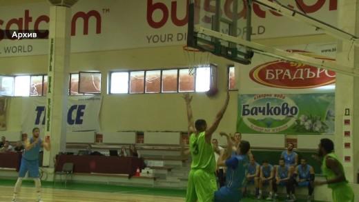 """Баскетболният """"Берое"""" с втори пореден успех в Балканската лига"""