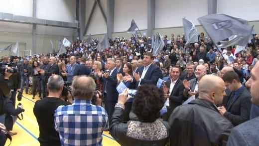 Цецка Цачева в Стара Загора: Номер 17 в бюлетината ще гарантира европейския път на развитие на България