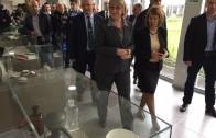 Цецка Цачева в Казанлък: Ще настоявам да има равни условия за едрия и средния бизнес