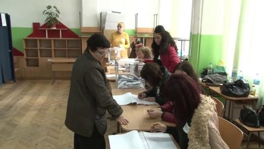 Слаб интерес към машинното гласуване