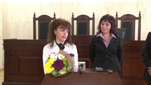 Двама нови съдии в Административния съд в Стара Загора