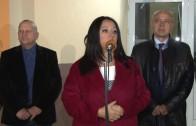 Министър Лиляна Павлова присъства на водосвет на саниран жилищен блок