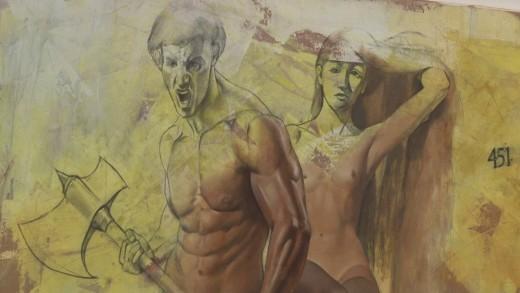 Как върви подготовката на четвъртото издание на Балканското квадринале на живописта?