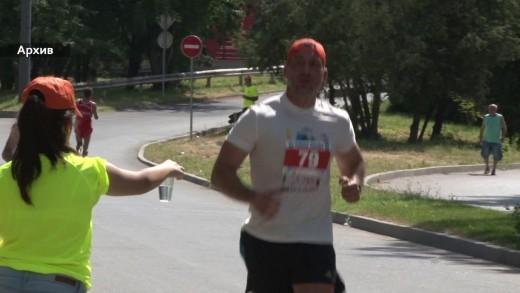 """Маратон от веригата """"Бягането – начин на живот"""" за втори път в Стара Загора"""