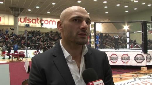 Стара Загора бе домакин на държавно първенство по ММА