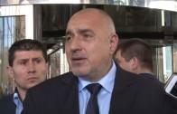 """Б. Борисов за водача Емил Христов: """"Казвам го с хумор, той сваля изтребители"""""""