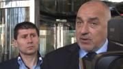 Б. Борисов с отговори на актуални политически въпроси