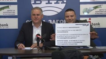 Димитър Танев: Обявяваме война на популизма