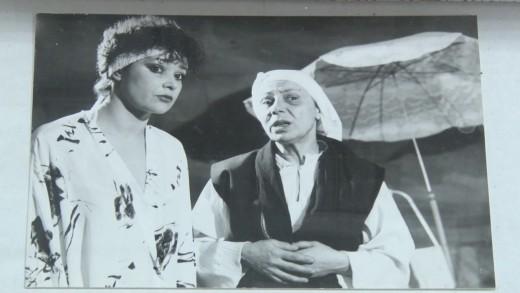 85 години от рождението на актрисата Вера Дикова